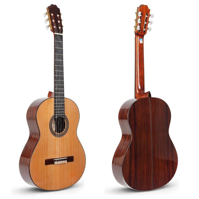 PFrancisco Domingo古典吉他FG26 FG27全单板