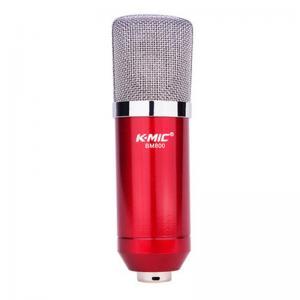 金麦克BM800 大振膜声卡电容麦克风