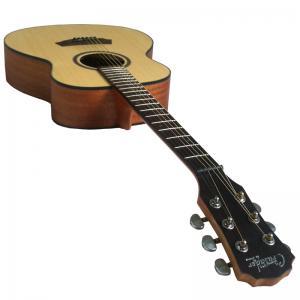 十字军36寸云杉沙比利旅行吉他